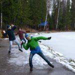 рекалето-снежки